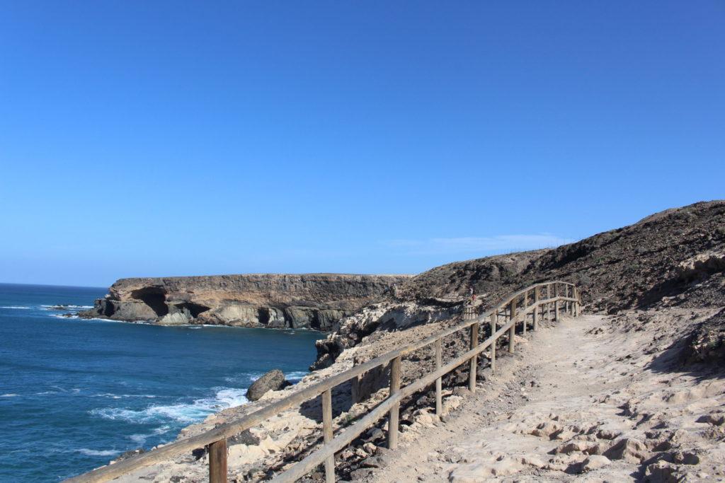 chemin ajuy Fuerteventura