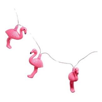 Guirlande Flamingo