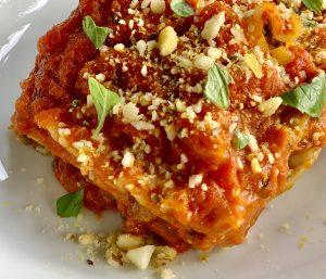 Life Changing Vegan Lasagna