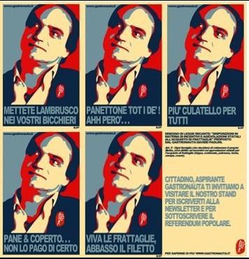 Elezioni 2013 Gastronauta