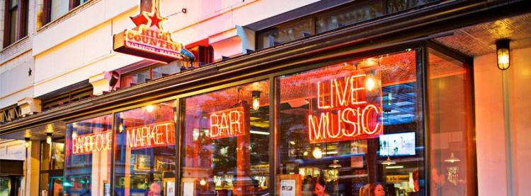 Hill Country Bar New York