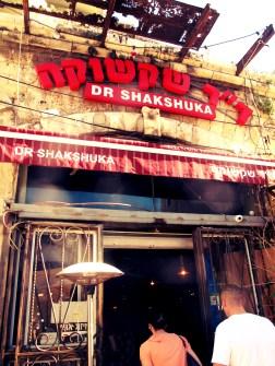Dr Shakshuka Tel Aviv