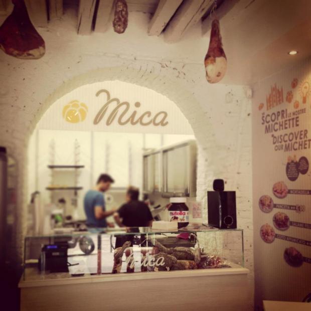 Mica Michetteria