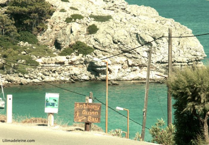 Anthony Quinn Bay