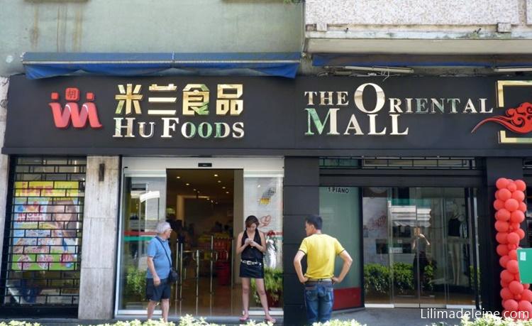 mall-cinese via Sarpi Milano