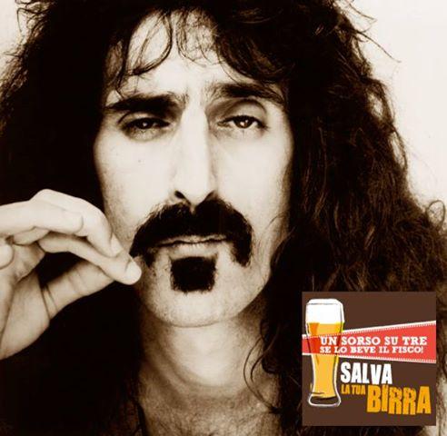 Frank Zappa birra