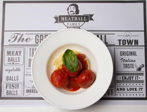 Meatball Family Milano
