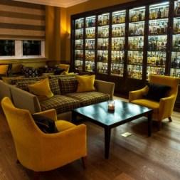 whisky bar Edimburgo