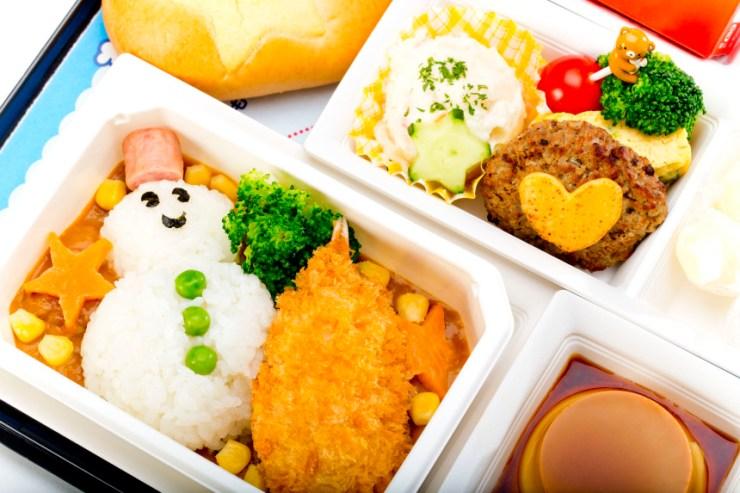 All Nippon Airways - Menù bambini