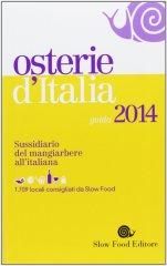 Osterie d'Italia 2014