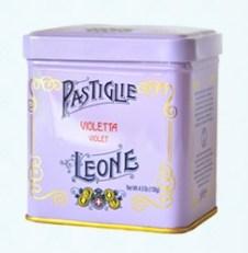 Pastiglie Leone violetta