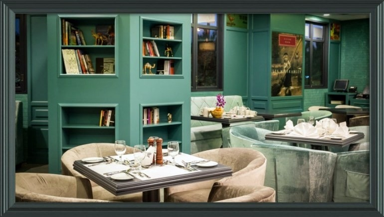 ristoranti letterari hugo cafe dubai