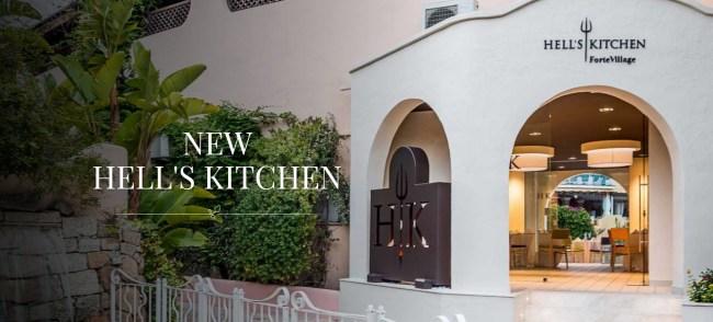 Hell's Kitchen ristorante