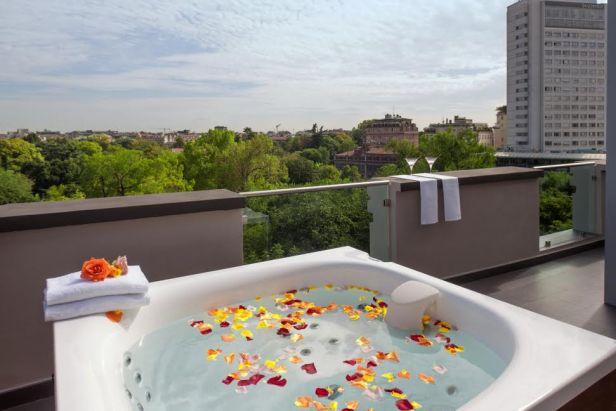 Hotel Manin suite
