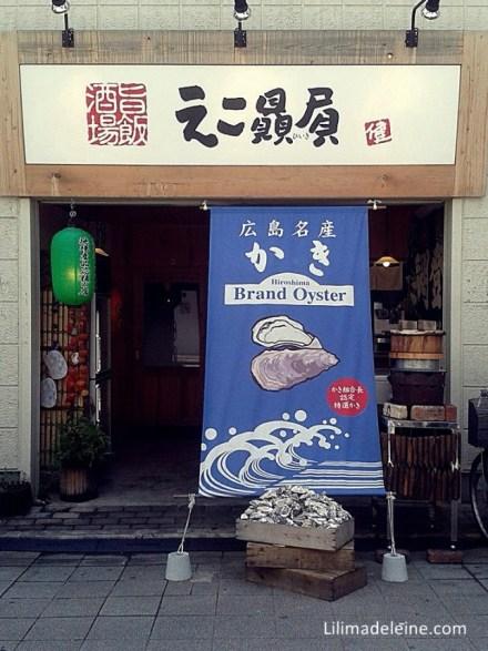 Ostriche Giappone