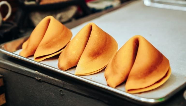 Biscotti della fortuna San Francisco