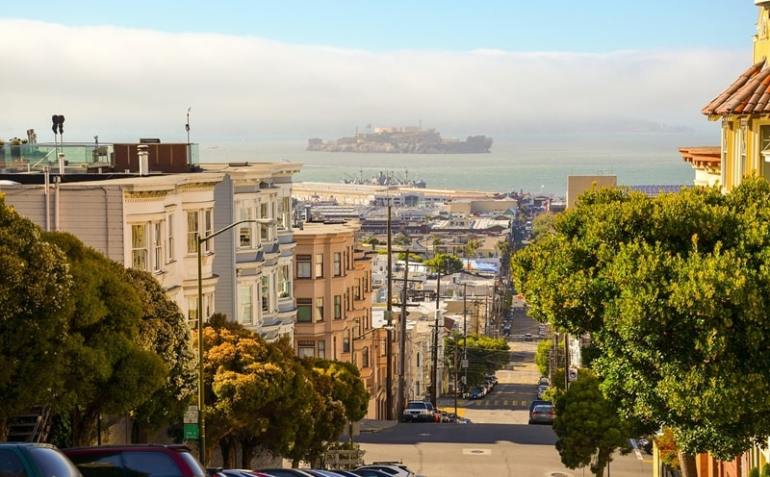 mangiare a San Francisco