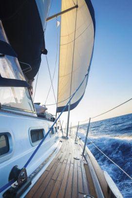 barca a vela gastronautica
