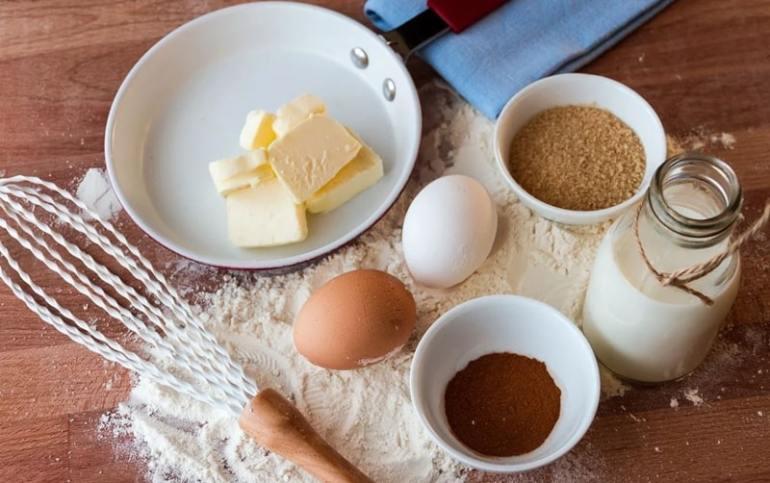 dolci vegani come sostituire uova burro e latte