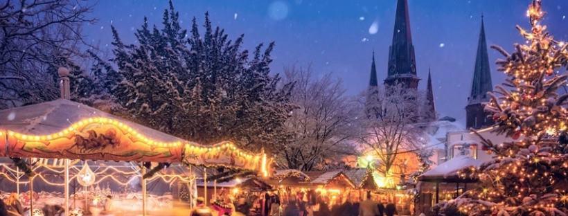 sopravvivere ai mercatini di Natale