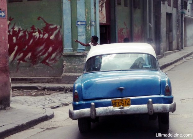 Cuba Havana cadillac