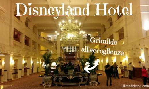 Disneyland hotel Disneyland Paris