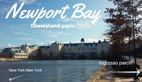 Newport Bay Club Disneyland paris