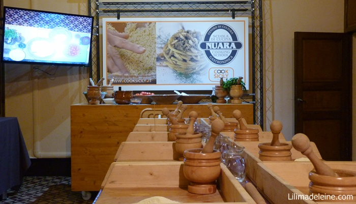Scuola di cucina Nuara Trapani
