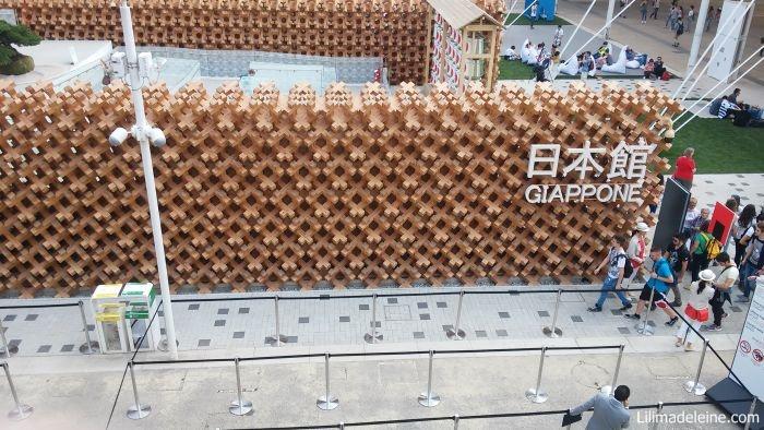 Expo 2015 padiglione giappone