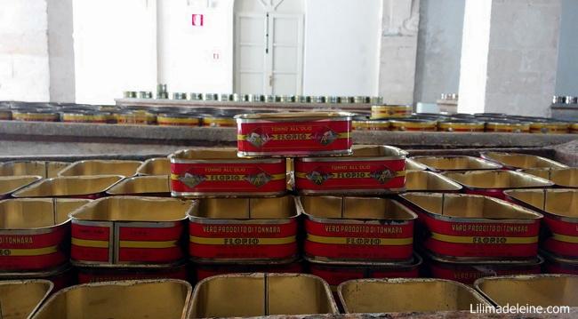 Favignana tonnara Florio