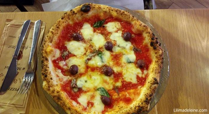 Pizza Starita Milano