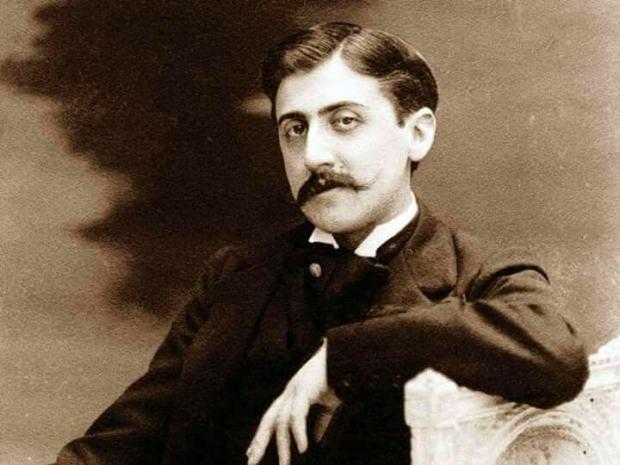 Marcel Proust madeleine