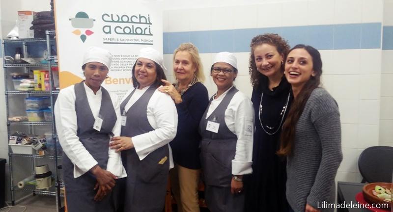 Cuochi a Colori Milano: cucina etnica a domicilio, corsi e laboratori