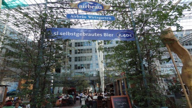 Airbräu Brewery - Aeroporto internazionale di Múnich-Franz Josef Strauss