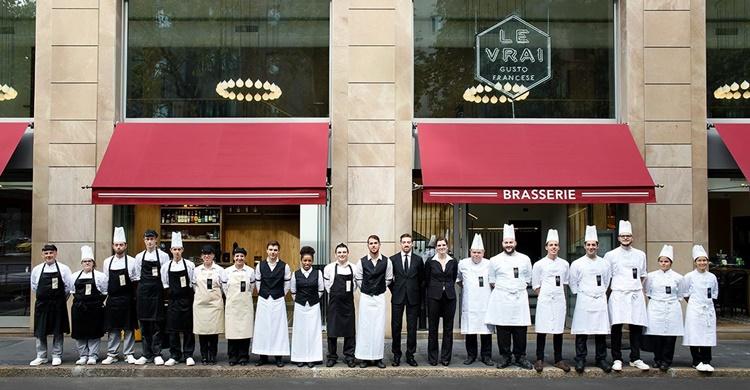 Mangiare francese a Milano e in Lombardia: ristoranti, bistrot e pasticcerie