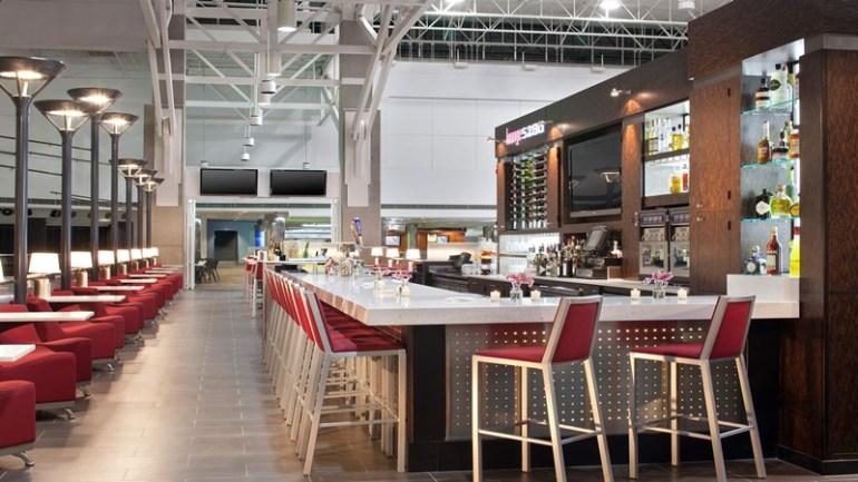 Lounge 5280 - Aeroporto internazionale di Denver
