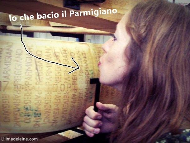 Parmigiano lilimadeleine
