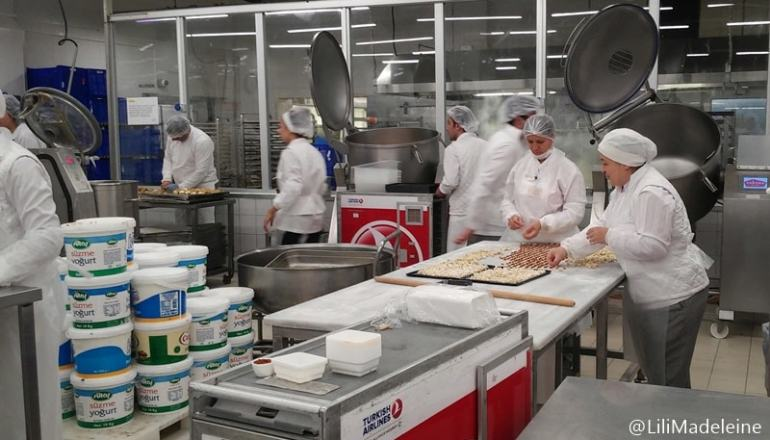Turkish Airlines catering Do&Co