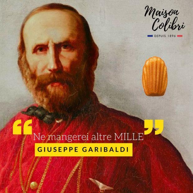 Garibaldi Maison Colibrì