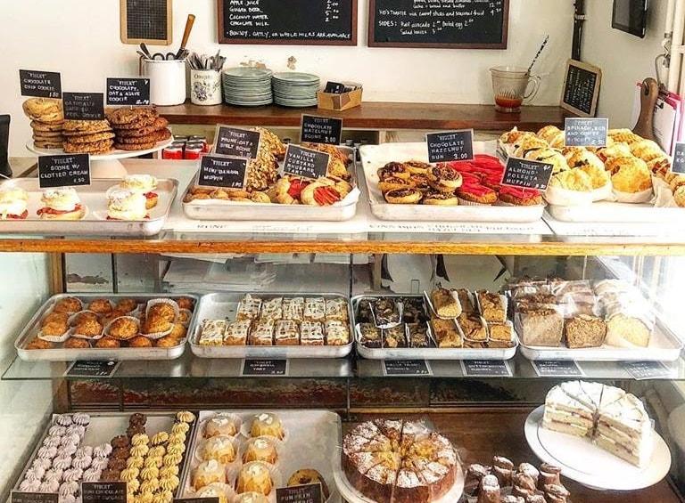 Violet Bakery London