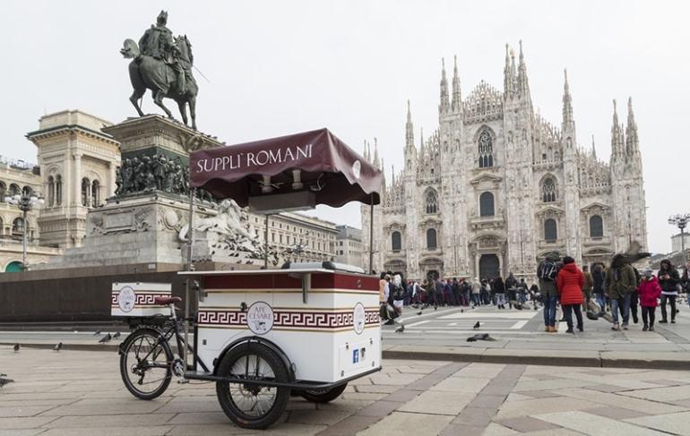 pizza romana milano