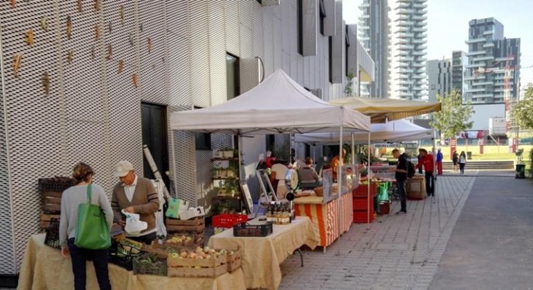 mercati agricoli milano