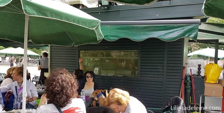 Panini Al Politico Milano