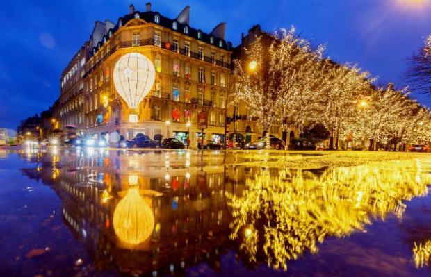 Mercatini di Natale Parigi Champs Elysees