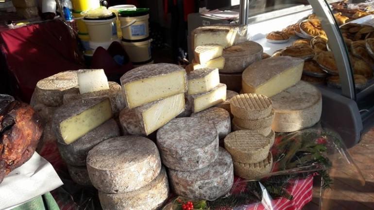 Mercatini di Natale Parigi gare de l'est mercatino alsaziano