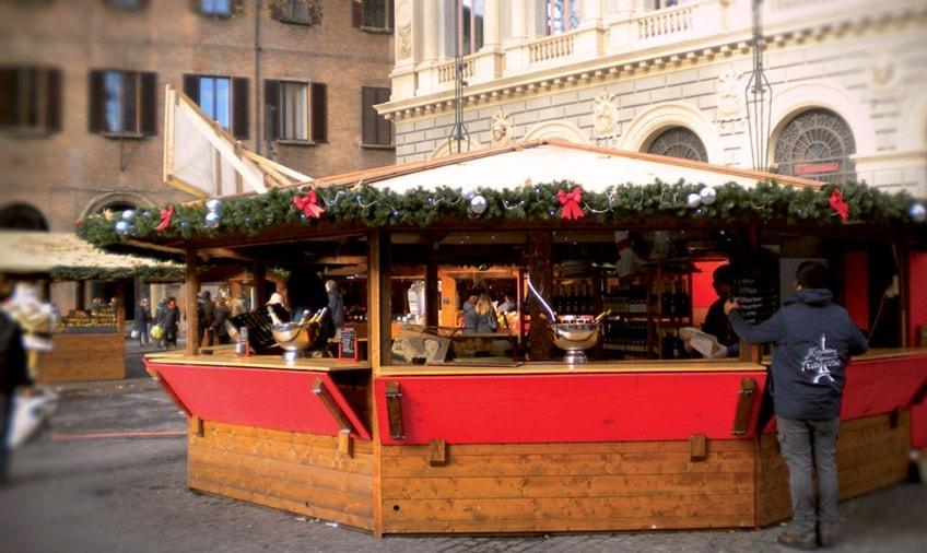 Tra formaggi e Champagne: a Bologna apre il Villaggio di Natale francese
