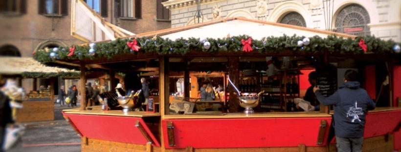 villaggio di Natale Francese Bologna