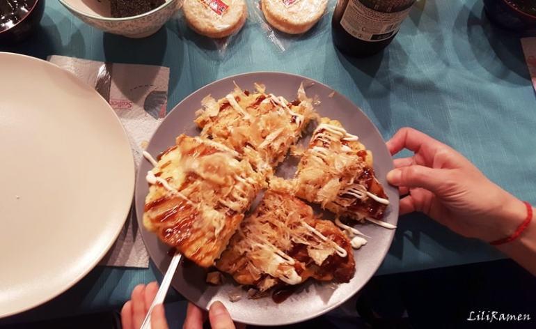 okonomiyaki ricetta
