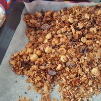 Granola fatta in casa: ricetta semplice per colazioni felici