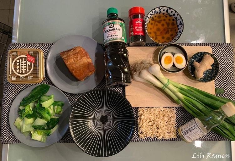ramen ricetta originale giapponese
